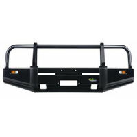 Commercial Bull Bar - Toyota Hilux Revo facelift 5/2018 onwards (Suits Wide Body Models Only - Hi-Rider 4x2/Dual Cab 4x4/Extra Cab 4x4 Workmate SR and