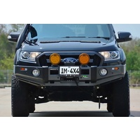 Proguard No Loop Bull Bar - Ford Ranger PXII/Everest (With or Without Tech Pack)