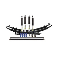 Suspension Kit - Performance w/ Foam Cell Shocks - Holden Jackaroo 11/1986 to 1991 and Isuzu Trooper 11/1986 to 1991