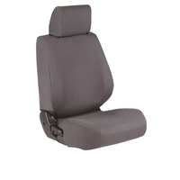 Canvas Comfort Seat Cover - Landcruiser 76/78/79 series (Front Bucket Pair)