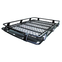 Alloy Roof Rack - Trade Style - 2.2m x 1.25m (Open end)