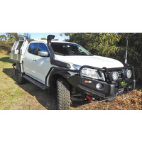 Snorkel - Nissan Navara NP300 2015 onwards (Suits wide and narrow body 2.3 twin and single turbo diesel)