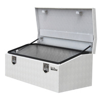 Aluminium Low Profile Tool Box - 1250 x 600 x 500mm