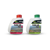 Ezy-Go Flush Aid Part A & B (Sold together as 2 part kit)
