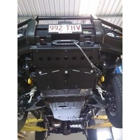 Engine Bay and Transmission Protection - Mitsubishi Pajero NW/NX/NM/NP/NS/NT