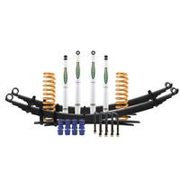 Suspension Kit - Performance w/ Gas Shocks - Jeep Cherokee XJ