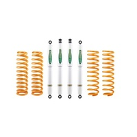 Suspension Kit - Performance w/ Gas Shocks w/ Self Leveling - Land Rover Defender 110/130