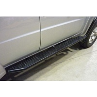 Side Steps -to suit Toyota Fortuner 2015