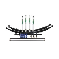 Suspension Kit - Comfort w/ Gas Shocks -to suit Toyota Hilux Tiger 107/108/110/111/167 1997 to 2005