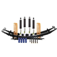 GVM - Temporary Load - Foam Cell Shocks Pre Reg - Landcruiser 79/78 series (2012 onwards)